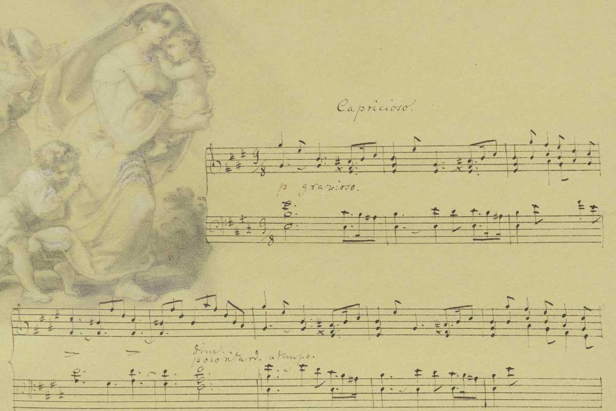 A nők, a zeneszerzés és az örök érvényű rend